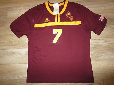 Arizona State Sun Devils Asu Damen Volleyball Team Adidas Trikot M MEDIUM