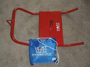HART SPORT SPEED SLED , HARNESS & LEAD , AS NEW Redland Bay Redland Area Preview