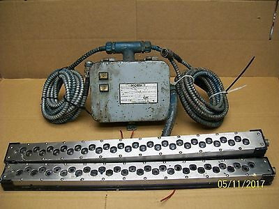 Protech Eagle Eye Light Bar Safety Curtains 58506 58507 Control Box 62742