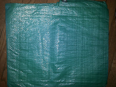 20X30  Polly Tarp - Waterproof  Camping / landscaping, Roofing/ Pool cover