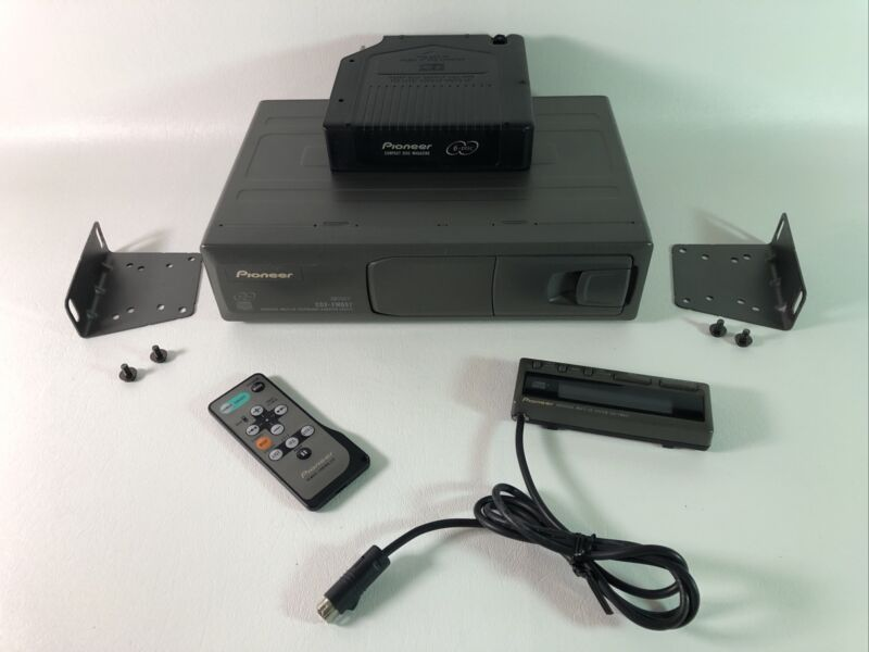 Pioneer CDX-FM657 6-Disc CD Changer, CXB3248, Remote,Magazine for PARTS ONLY