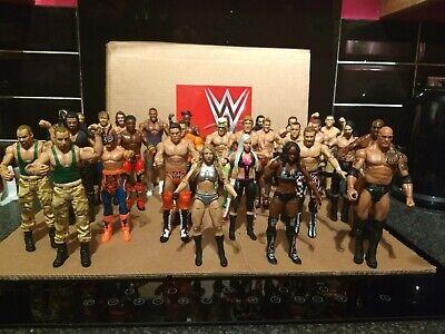 ⭐WWE MATTEL WRESTLING FIGURES - CHOOSE A WRESTLER FROM 125+ ⭐WWF ECW AEW NXT WCW