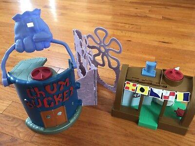 Imaginext Fisher Price Imaginext Spongebob Squarepants