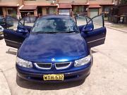 Vt holden commodore acclaim series 2 2000 model Toongabbie Parramatta Area Preview