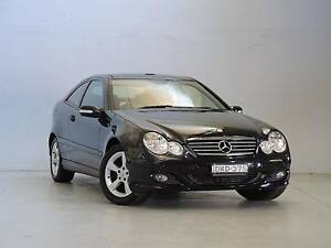 2005 Mercedes-Benz C180 Coupe Evolution Wickham Newcastle Area Preview