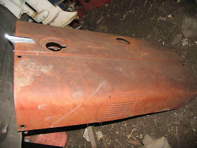 International Ih Farmall Tractor Hood 806 2806 706 2706
