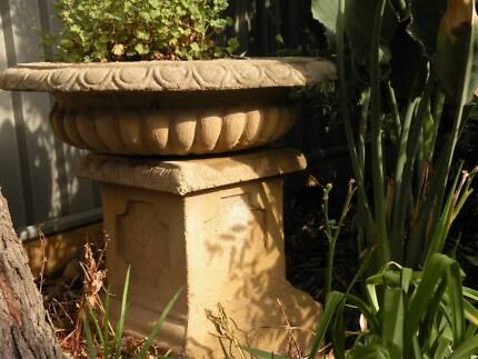 planter bowl colum style