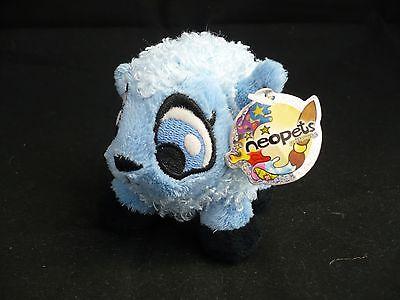 "Neopets Blue Babaa Sheep Plush Toy Animal Petpet 3"" CUTE"
