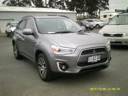 2015 Mitsubishi ASX SUV Launceston Launceston Area Preview