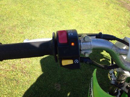 Kawasaki KLX 110L( 2014) Kyeemagh Rockdale Area Preview