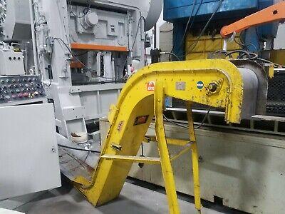 Ereiz 12 X 160 Magnetic Conveyor 61 Discharge Height 1.5 Hp