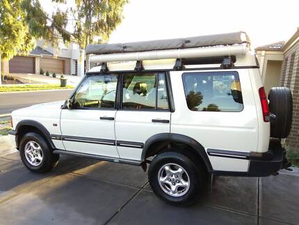2001 Land Rover Discovery II ES Td5 Wagon 7st 5dr Auto 4sp 4x4 2.