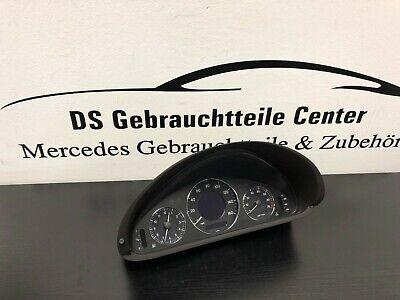 Mercedes W209 CLK 200K 240 320 500 Mopf Tacho Kombiinstrument MPH A2095407411