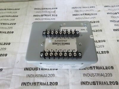 Ametek Scientific Columbus Digilogic Watt Transducer Dl342k5pan7 New