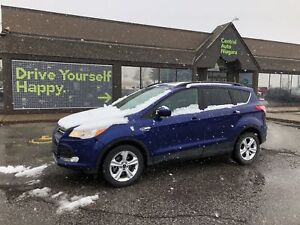 2015 Ford Escape SE / LEATHER / SUNROOF / NAVIGATION