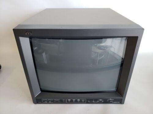 "* JVC TM-H150CG 15"" High Resolution CRT Monitor - Retro Gaming Monitor"