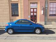 2007 Peugeot 206 Convertible Port Adelaide Port Adelaide Area Preview