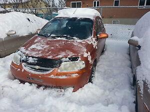2006 Chevrolet Aveo Bicorps