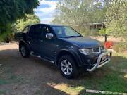 2012 Mitsubishi Triton GLX-R 4x4 Gisborne Macedon Ranges Preview