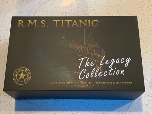 Titanic Rusticle / Titanic Authentic Artifact / Titanic Relic / SOLD OUT #73/100