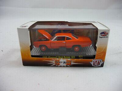 Castline M2 Machines Limited Premium Edition 1969 Plymouth Road Runner 383 NIP