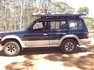 1993 Mitsubishi Pajero Wagon East Fremantle Fremantle Area Preview