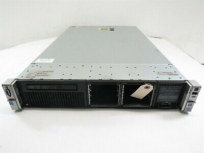 HP DL380P G8 8 Bay SFF 2U Server 2x 460W PSU