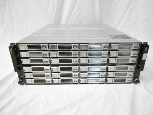 "Dell Equallogic PS6100 ISCSI SAN Storage 24x 3TB 7.2K SAS 3.5"" HDs PS6100E 72TB"