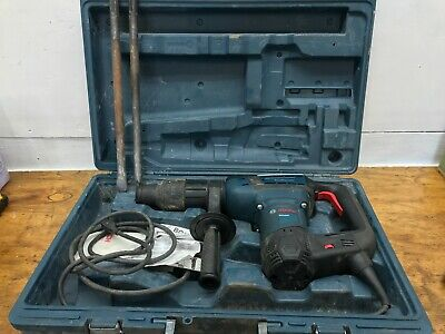 Bosch Rh540m 1-916 Sds Max Rotary Hammer Drill With Bits For Parts Or Repair