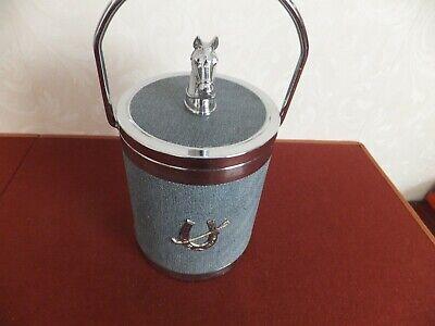 Vintage Retro  Novelty Horse Head Ice Bucket