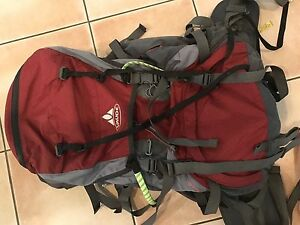 VAUDE hiking backpack Austinville Gold Coast South Preview