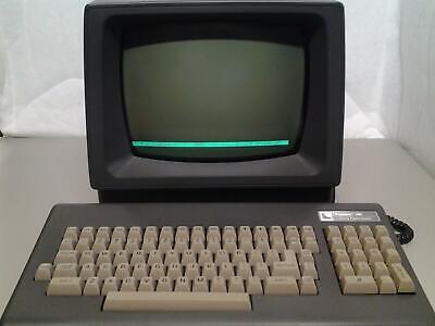 Vintage Liberty Electronics Freedom 100 Terminal BT1200A & Keyboard