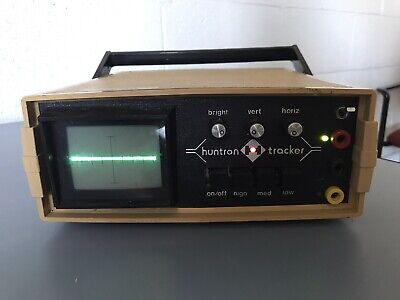 Huntron Tracker Model Htr 1005b-is Semiconductor Component Tester