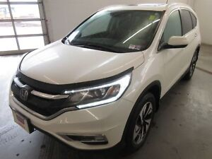 2016 Honda CR-V Touring-BACK-UP CAM! LEATHER INTERIOR! ONLY 47K!