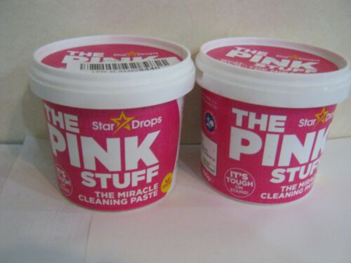 (Pack of 2) The Pink Stuff ~ Miracle Cleaning Paste - All Purpose Cleaner, 500g