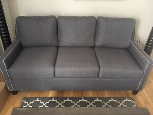 New couch and Love Seat