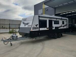 **NEW 21FT CONDOR 2 BUNK FAMILY VAN WITH ENSUITE & EXTRAS** Epping Whittlesea Area Preview
