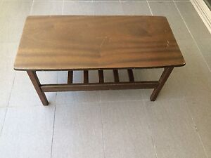 Wooden coffee table $20 West Perth Perth City Area Preview