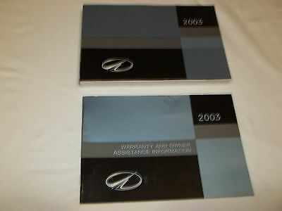 2001 OLDSMOBILE ALERO OWNER'S MANUAL + WARRANTY & OWNER ASSISTANCE INFO.//