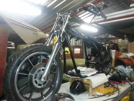1982 FXRS Roller. Project. Belmont Belmont Area Preview
