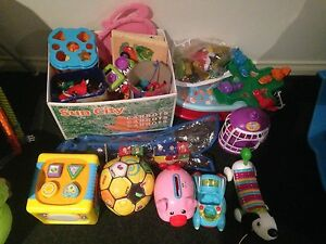 HUGE range baby/toddler hard toys + FREE items - REDUCED $50 Burns Beach Joondalup Area Preview