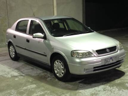 2003 Holden Astra Hatch RWC Rego South Morang Whittlesea Area Preview