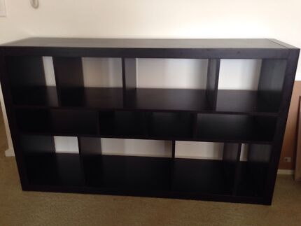 Black bookcase Drummoyne Canada Bay Area Preview