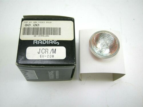 Radiac Projection Lamp JCR/M  6V 20W