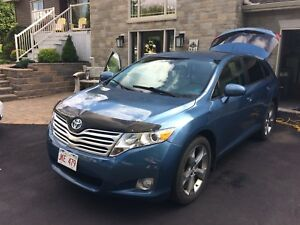 2010 LADY DRIVING VENZA