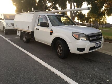 2010 Ford Ranger 4 x 2 Trademate & Trade Ute with Custom Trademate Canopy | Cars Vans u0026 Utes ...