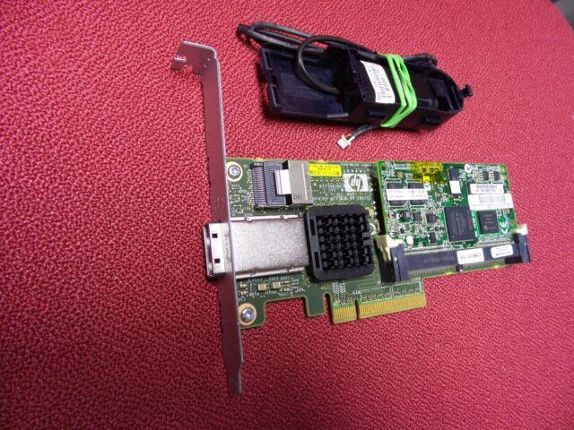 HP 013218-001 Smart Array P212 Controller 512MB Cache + FWBC