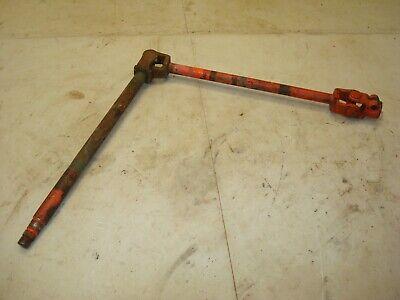 1963 Case 831 Tractor Steering Shaft 830