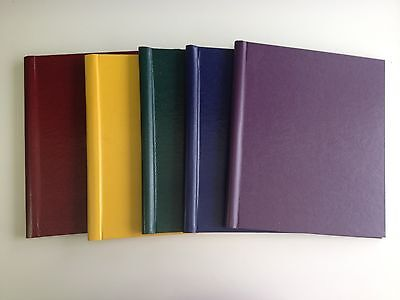 PRINT FILE 4X6 CONCEALED WIRE BOUND PHOTO ALBUM HOLDS 72 PTS, GREEN, WBC466PGRN