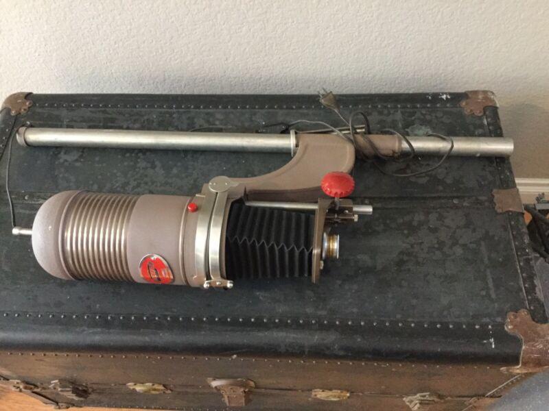 Vintage Working Federal Enlarger Model No. 311 With Lens - See Description
